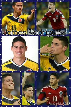 James Rodriguez- Colombia