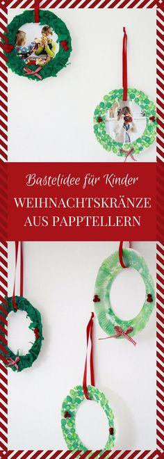15 einfache diy bastelideen f rs weihnachtsbasteln mit - Weihnachtsbasteln mit kindergartenkindern ...