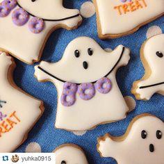 Chost Cookies // &Bake / Masuko