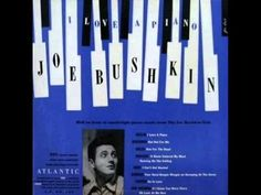Joe Bushkin Trio - Oh! Look at Me Now (1950)  Personnel: Joe Bushkin (piano), probably Sid Weiss (bass), probably Morey Feld (drums)   from the album 'I LOVE A PIANO' (Atlantic Records)