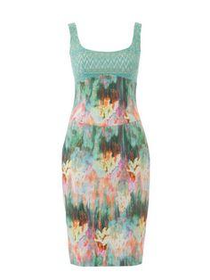 burda style, Schnittmuster zum Download - Eng anliegendes Kleid mit Bustierteil. Nr. 112, 06/2015