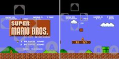 Android Applications, Android Wear, Mario Bros, Android Apps