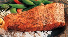 OLD BAY® Baked Crusted Salmon