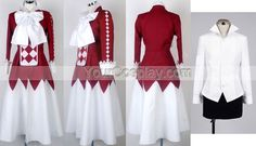 Pandora Hearts costume Alice cosplay dress Alice cosplay costume, Other Cosplay Costumes, Cosplay Costumes