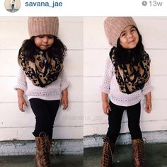 Adorable little girl outfit! So cute!!!