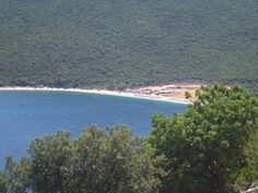 Sami beach, Kefalonia, Ionian sea, Greece
