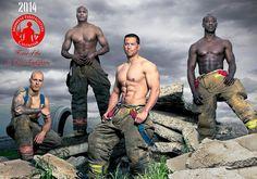 Firefighter st calendar paul