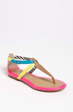 653d4f856 Sperry Top-Sider® Summerlin Sandal and JINsoon Poppy Blue Nail Lacquer.  victoria galicia
