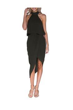 Miss Shop Women's Dresses Stylish Dresses, Dresses For Work, Luxury Dress, Fashion Ideas, Black, Black People, Fashion Dresses, Classy Dress