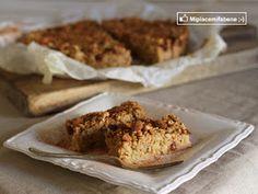"Mipiacemifabene ;-) di Federica Gif: Porridge Cake o ""Torta coi Fiocchi"""