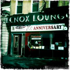 OMG...Lenox Lounge in Harlem could close. Please no!