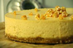yummy muffin: Dýňový cheesecake s karamelem