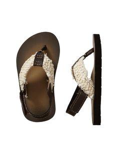 Gap | Braided ankle-strap flip flops toddler