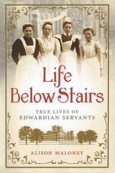Life below stairs :