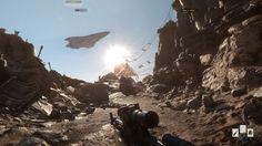 L'alpha de #StarWarsBattlefront fuite à tout-va ! Images 4K de Tatooine et Hoth - Actualités - jeuxvideo.com