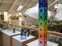 2nd Year Contemporary Crafts exhibition at Lander Gallery, Truro