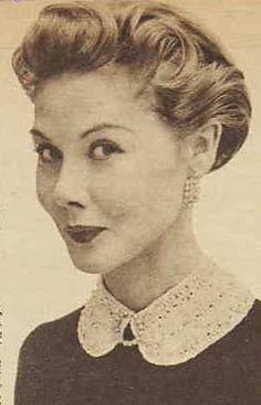 Ravelry: Collar in Cross-Stitch pattern by Australian Women's Weekly