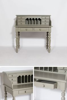 1000 images about d co shabby chic on pinterest for Bureau bonheur du jour ancien