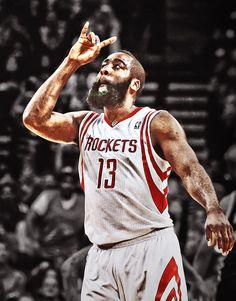 742de9564b84 Houston Rockets · James Harden