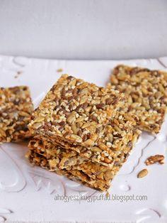 .: Keksz magokból Diet Recipes, Vegan Recipes, Dessert Recipes, Cooking Recipes, Desserts, Keto Cookies, Healthy Cookies, Quinoa, Healthy Sweet Snacks
