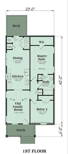 Best Ideas for apartment floor plan 2 bedroom square feet Small House Plans, House Floor Plans, Simple Floor Plans, Kitchen Floor Plans, Basement Renovations, Home Remodeling, Basement Ideas, Garage Renovation, Modern Basement