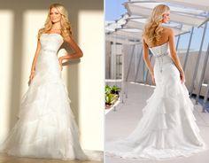ella bridals 5530 wedding dresses