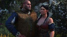 Phil and Sigi, The Witcher 3, Karina Lovanova http://www.nexusmods.com/witcher3/images/7291/