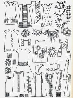what-i-found: Inspiration For Embroidery