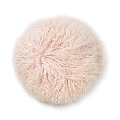 Buy the Round Sheepskin Cushion at Oliver Bonas. Enjoy free UK standard delivery for orders over £50.
