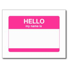 =>quality product          Hello, My Name is Tag Post Cards           Hello, My Name is Tag Post Cards in each seller & make purchase online for cheap. Choose the best price and best promotion as you thing Secure Checkout you can trust Buy bestThis Deals          Hello, My Name is Tag Post ...Cleck Hot Deals >>> http://www.zazzle.com/hello_my_name_is_tag_post_cards-239079344895968340?rf=238627982471231924&zbar=1&tc=terrest