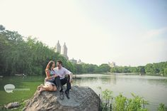 NYC Engagement Shoot!