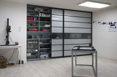 clear glass for the collections x2 - Sliderobes fitted sliding wardrobe doors grey glass clear glass