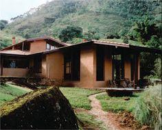 Casa de Taipa em São Paulo