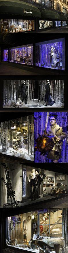 Navidad Harrods London