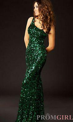 Emerald Green Prom Dress | Mac Duggal 82303M | Mac Duggal Prom ...