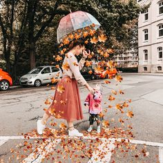 Herbstbild - Look At Brandi