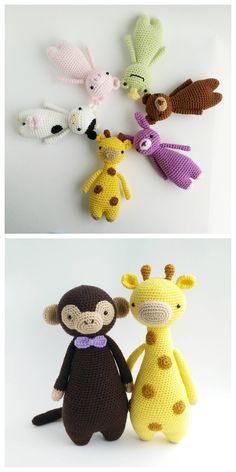 Crochet Amigurumi Patterns by Little Bear Crochets Crochet Headband Free, Free Crochet, Crochet Patterns Amigurumi, Playground, Crochet Necklace, Bear, Dolls, Children Playground, Baby Dolls