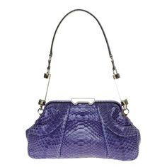 Céline  Handtasche aus Reptilleder