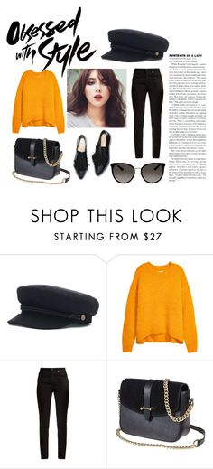 """untitled#3"" by almaco12 ❤ liked on Polyvore featuring Yves Saint Laurent and Gucci"