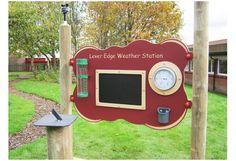 School Playground Weather Station by Playground Imagineering