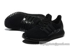 49d76ed0f7c Adidas Yeezy Boost Ultra Boost All Black (Men Women) · Nike Shoes ...