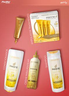 No Make It: Pantene Summer Edition: cabelos protegidos no verão