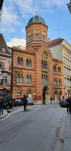 Österreich-Wien-1-Fleischmarkt-Griechenkirche Kirchen, Big Ben, Travelling, Street View, Building, Mosque, Temples, Buildings, Construction