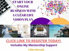 Discover why it is essential to start your Online Home Business with a clear Life Vision and Purpose, in order to attract your ideal clients.I developed this course with you in mind and after a three year period of providing full-time Independent Business Coaching service to over 300 clients for a global business owner. The common most people experience was self-limiting which were holding them back.... #entreprenuer #homebusiness #workfromhome #womensupportingwomen Business Coaching, Business Goals, Dc United, Independent Business, Online Business Opportunities, Global Business, Learning Process, Washington Dc, Period