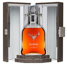 Dalmore to release new 35-year-old whisky
