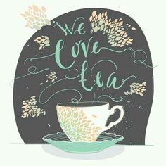 ♡ té.