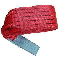Elingue de levage plate textile 5 Tonnes en vente sur http://www.materiel-btp.fr/materiel-de-levage