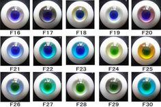 1 Pair customize the Iris' size Doll Glass Eyes,BJD dollfie Eyes,Hand Blown Glass Doll Eyes Size Werewolf Eyes, Glass Dolls, Yellow Eyes, Doll Eyes, Hand Blown Glass, Bjd, Making Ideas, Iris, Unique Jewelry