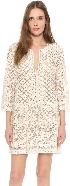 BCBGMAXAZRIA Laurice Lace Dress