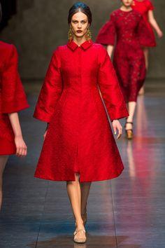 Dolce & Gabbana Fall 2013 – Vogue